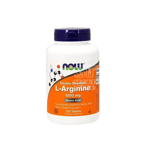 NOW -L-Arginine 1000 мг 120 таб