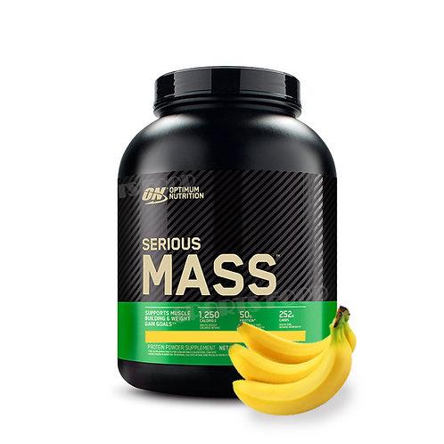 Optimum Nutrition-Serious Mass 2727 гр - банан