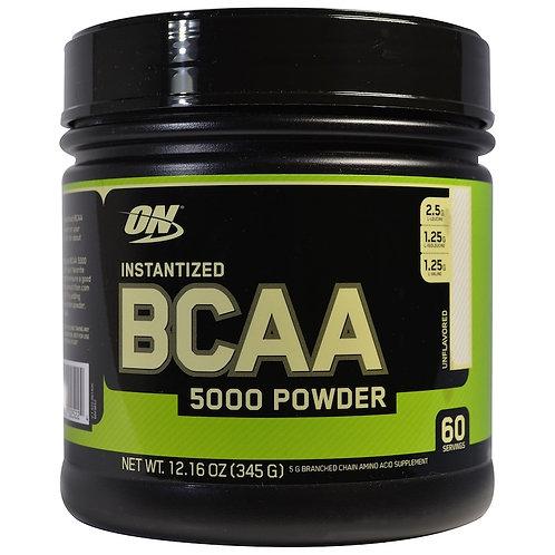 Optimum Nutrition-BCAA 5000 380 гр - апельсин