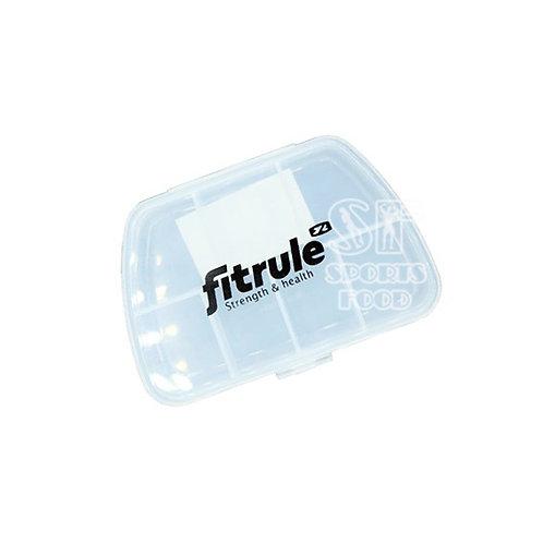 FitRule-Таблетница Fitrule белая