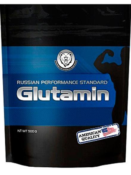 RPS Nutrition-Glutamine 500 г-нетральный