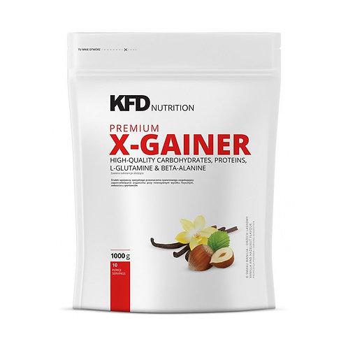 KFD: Premium X-Gainer 1000 г - ваниль-лесной орех