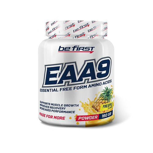 Be First-EAA9 powder 160 гр - ананас