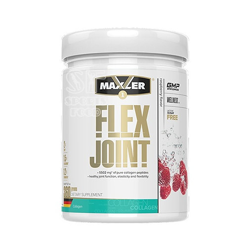 Maxler-Flex Joint Collagen/MSM/Gluc/Chodr 360 гр - малина