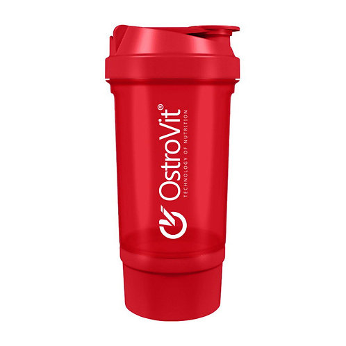 Ostrovit-Shaker Premium 500 мл - Красный