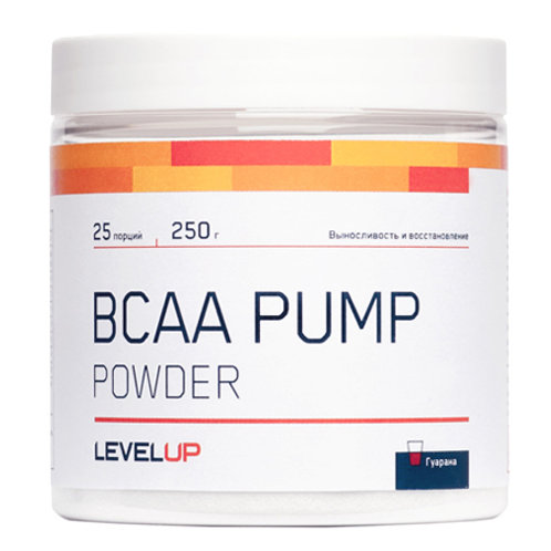 LevelUp-BCAA Pump 250 г - груша