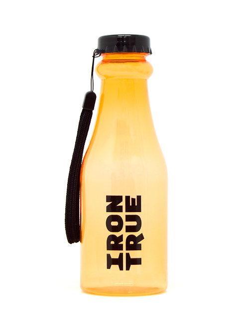 Iron True-Бутылка 550ml IRONTRUE (ITB921-550) (Черный-Оранжевый)