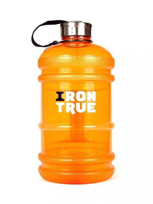 Iron True-Бутылка 2.2L IRONTRUE (ITB931-2200) (Оранжевая)