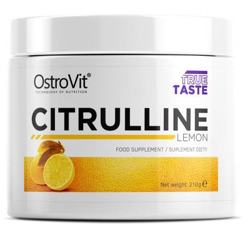 Ostrovit-Citrulline 210 г - Вкус: лимон