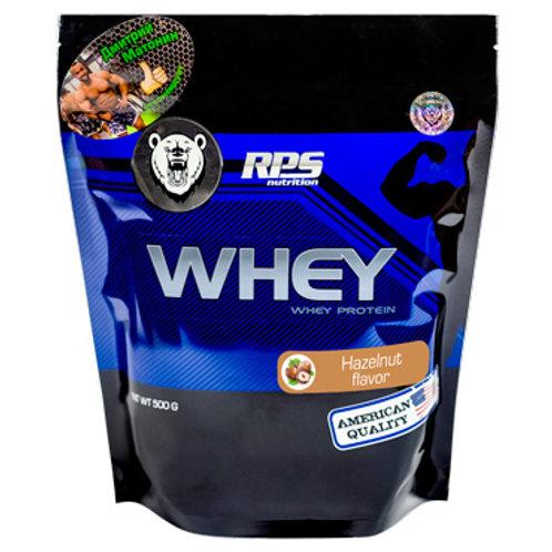 RPS Nutrition-Whey Protein 500 г - лесной орех
