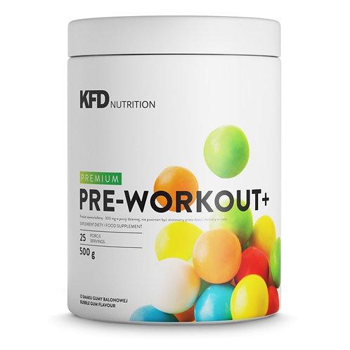 KFD-Pre Workout Plus 500  гр - тропический пунш