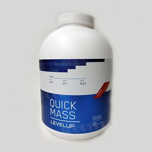 LevelUp-Quick mass 3500 г - клубника