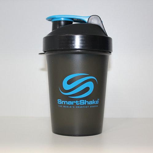 SmartShake-Шейкер 400 мл lite черный
