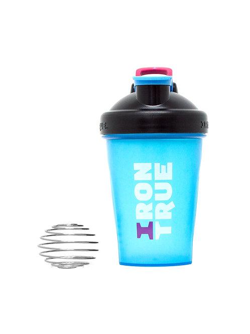 Iron True-Шейкер 500ml IRONTRUE (ITS916-400) (Черный-Голубой)