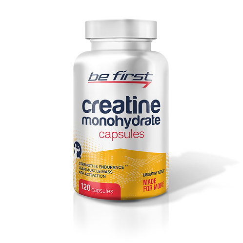 Be First-Creatine Monohydrate 120 капс