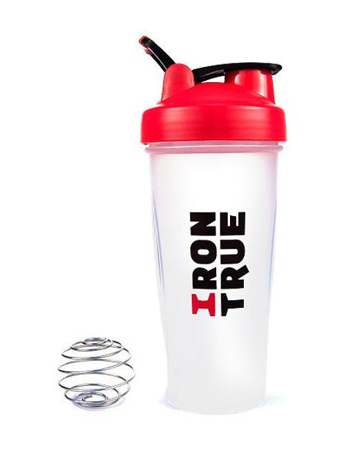 Iron True-Шейкер 700ml IRONTRUE (ITS901-600) (Красный-Белый)