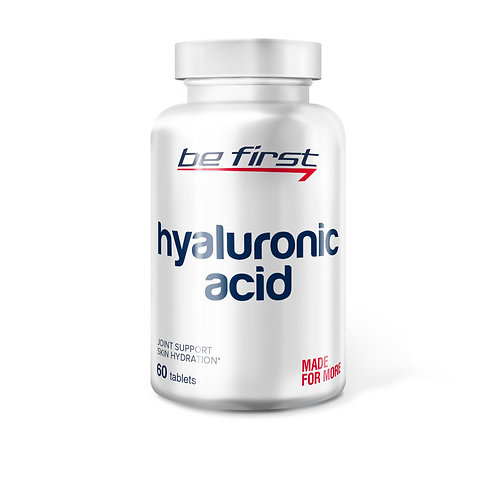 Be First-Hyaluronic acid 60 таб