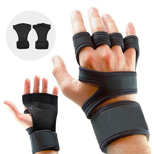 REXCHI-REXCHI перчатки открытые (L)
