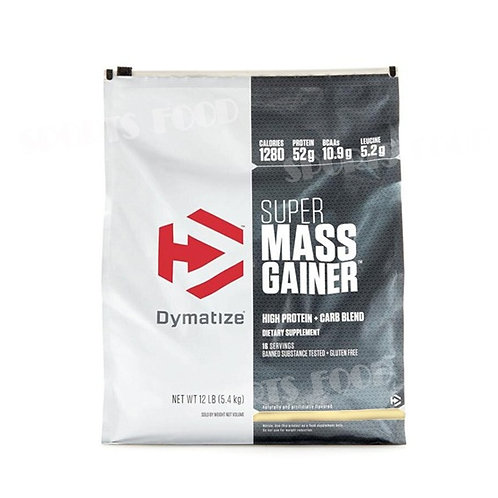 Dymatize-Super Mass Gainer 5440 гр - ваниль