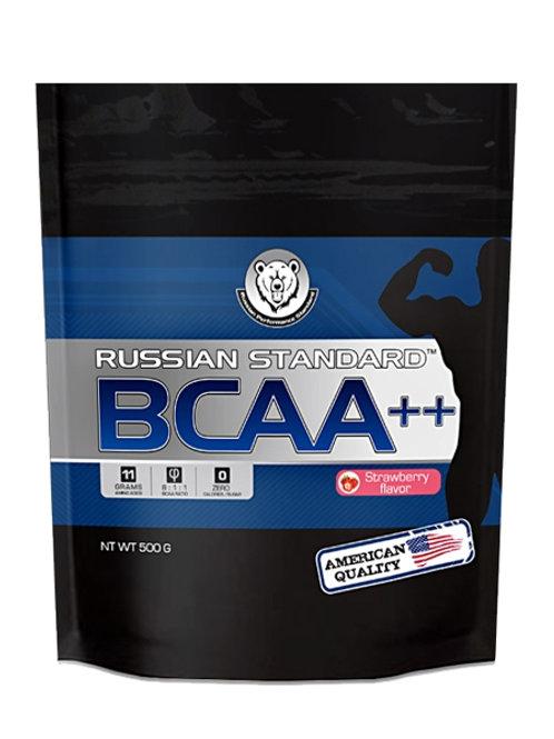 RPS Nutrition-BCAA++ 500 г - черная смородина