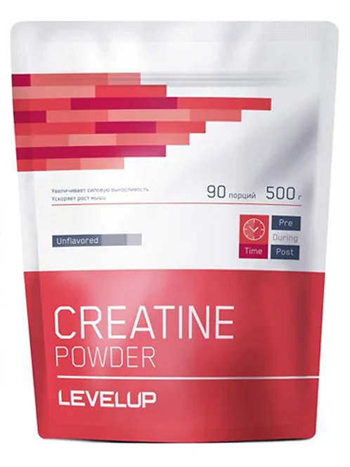 LevelUp-Creatine Powder 500 г