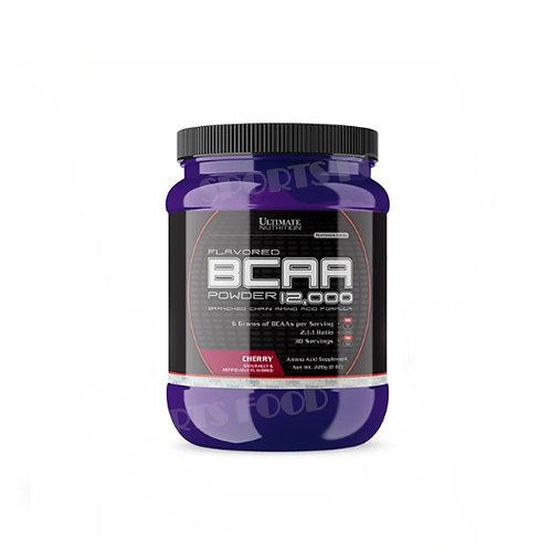 Ultimate Nutrition-BCAA 12000 228 гр - вишня