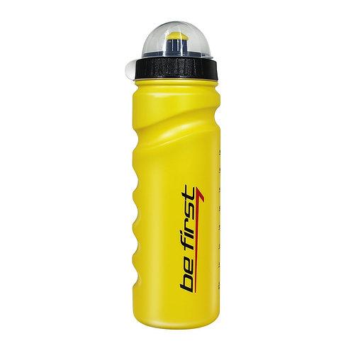 Be First-Бутылка для воды Be First 750 мл с крышкой - желтая (75-yellow)