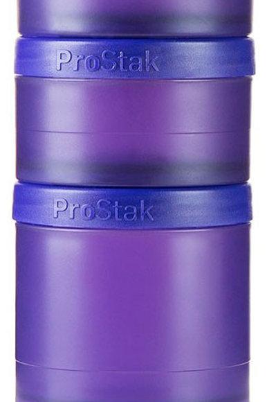 BlenderBottle-ProStak-Expansion Pak Full Color (3 контейнера) сливовый