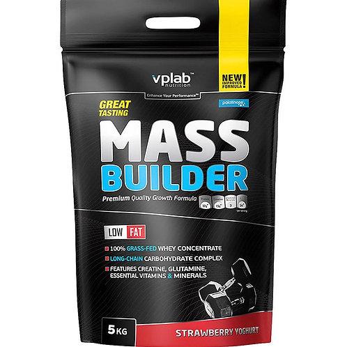 VP Laboratory-Mass Builder 5000 гр - клубника-йогурт