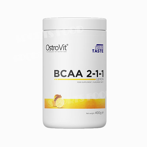 Ostrovit-BCAA 2-1-1 400 г - лимон