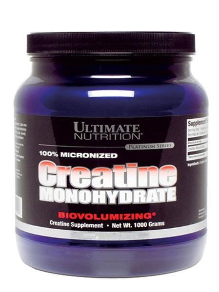 Ultimate Nutrition-Creatine Monohydrate 1000 г