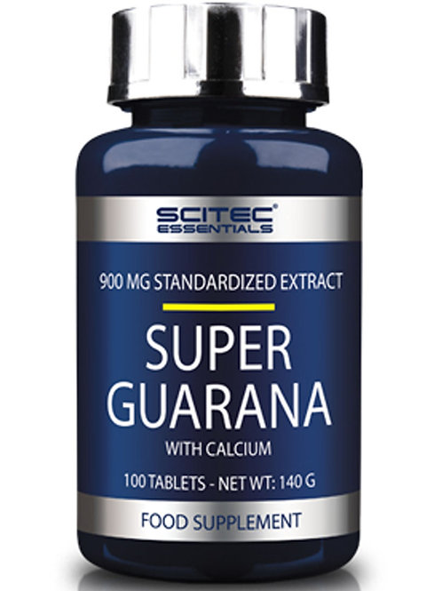 Scitec -Super Guarana 100 таб