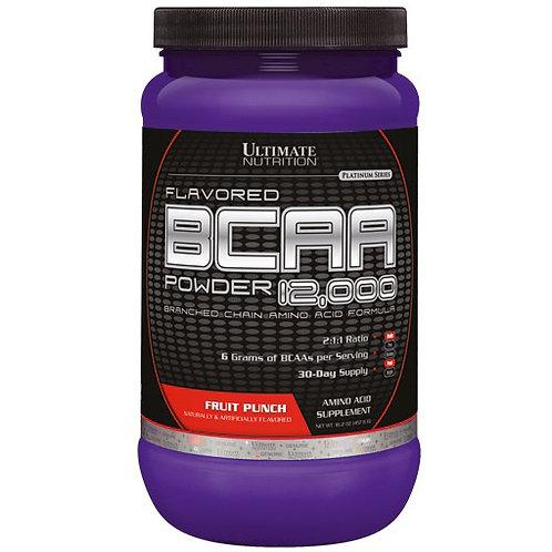 Ultimate Nutrition-BCAA 12000 457 гр - вишня