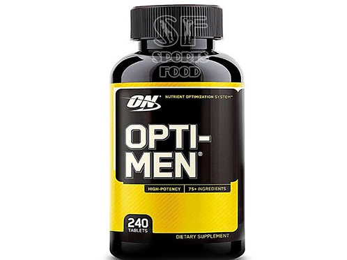 Optimum Nutrition-Opti-Men 240 таб