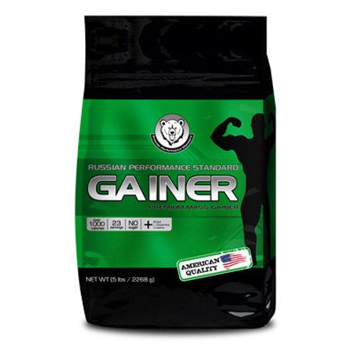 RPS Nutrition-Premium Mass Gainer 2270 г - клубника