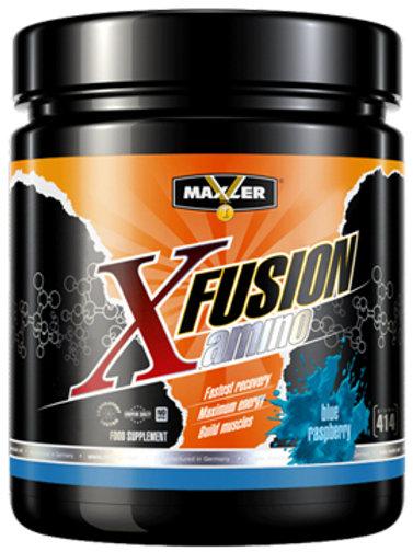 Maxler-Amino X-Fusion 414 г - виноград