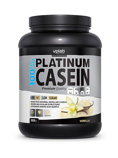 VP Laboratory-100% Platinum casein 908 гр - Ваниль
