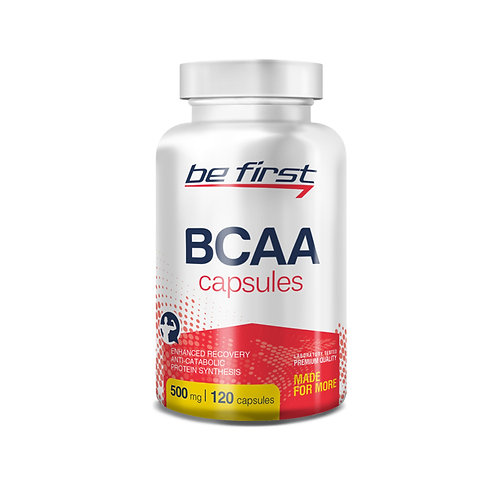 Be First-BCAA Capsules 120 капс