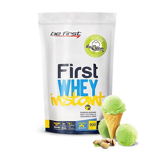 Be First-Whey instant 900 гр - фисташковое мороженое