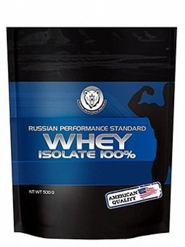RPS Nutrition-Whey Isolate 500 г - мокачино