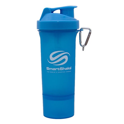 SmartShake: Шейкер Neon 500 мл - черный