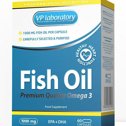 VP Laboratory-Fish Oil 60 капс