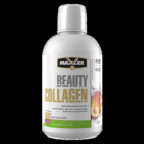Maxler-Beauty Collagen 450 ml - персик-манго