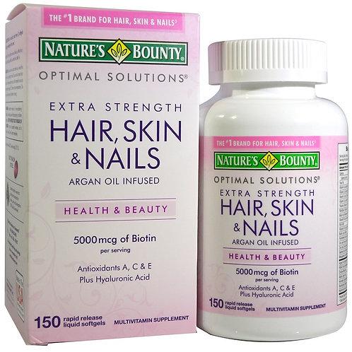 Natures Bounty-Hair, Skin & Nails 150 мягких капс