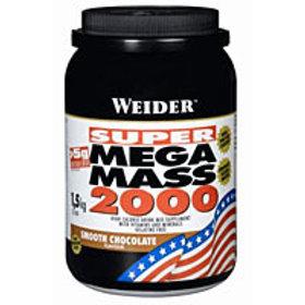 Weider (Германия)-Mega Mass 2000 1500 г - ваниль