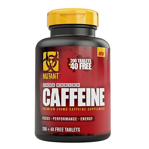 Mutant-Core Series Caffeine 240 таб