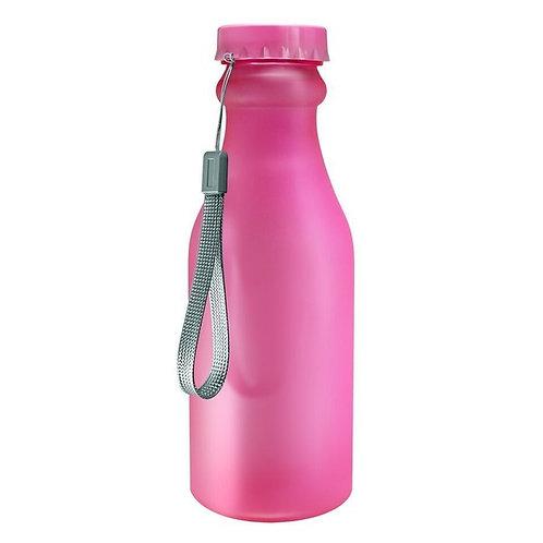 Be First-Бутылка для воды 500 мл БЕЗ ЛОГОТИПА 500 мл, розовая матовая