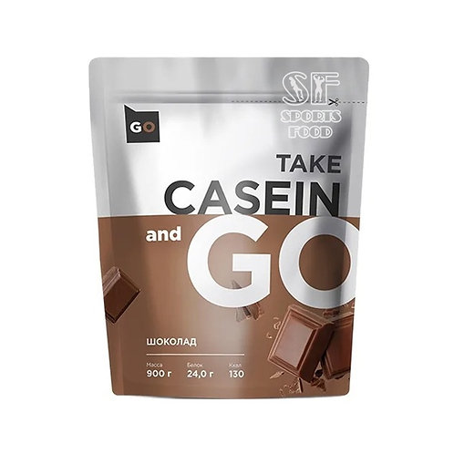 Take and Go-Take and Go  Casein 900 гр - шоколад