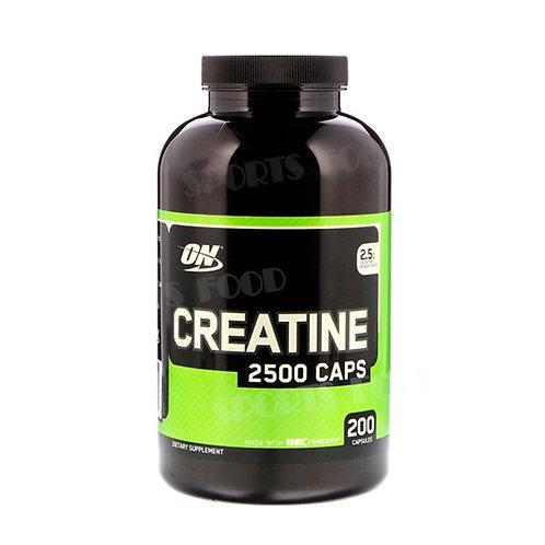 Optimum Nutrition-Creatine 2500 200 капс