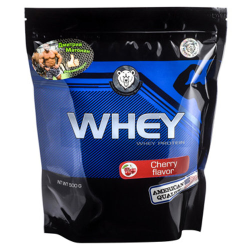 RPS Nutrition-Whey Protein 500 г - вишня